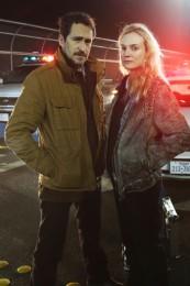 Diane Kruger und Demian Bichir