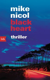 black heart von Mike Nicol