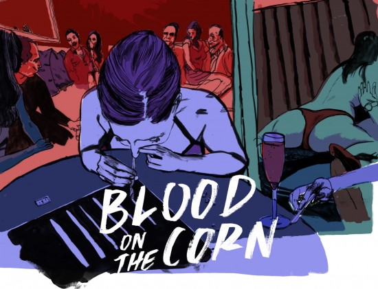 Bowden Blood on the Corn II