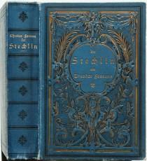 Einband der ersten Buchausgabe (Wikipedia: Foto H.- P. Haack)