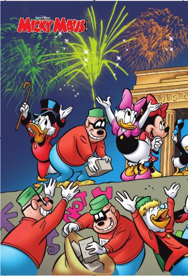 Micky-Maus-Magazin – Ausgabe 46/2014 (© DISNEY, erscheint bei Egmont Ehapa Media)