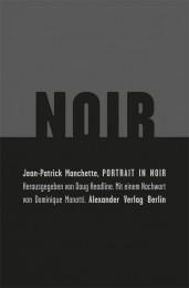 Jean-Patrick Manchette_Portrait in Noir