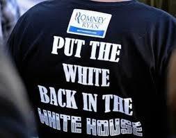 Anti-Obama sentiment of 2012