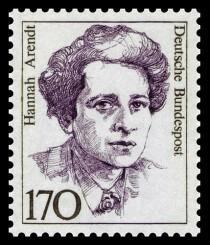 Hannah_Arendt_Briefmarke