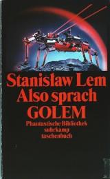 Stanislaw Lem Also sprach Golem