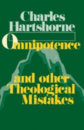 C. Hartshorne- Omnipotence and Other Theological Mistakes