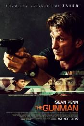 The Gunman_Plakat