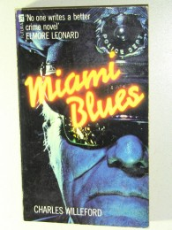 miamii Blues paperback US 84