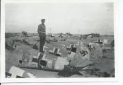 Edwards 27 Me 109 Wrecks at El Daba
