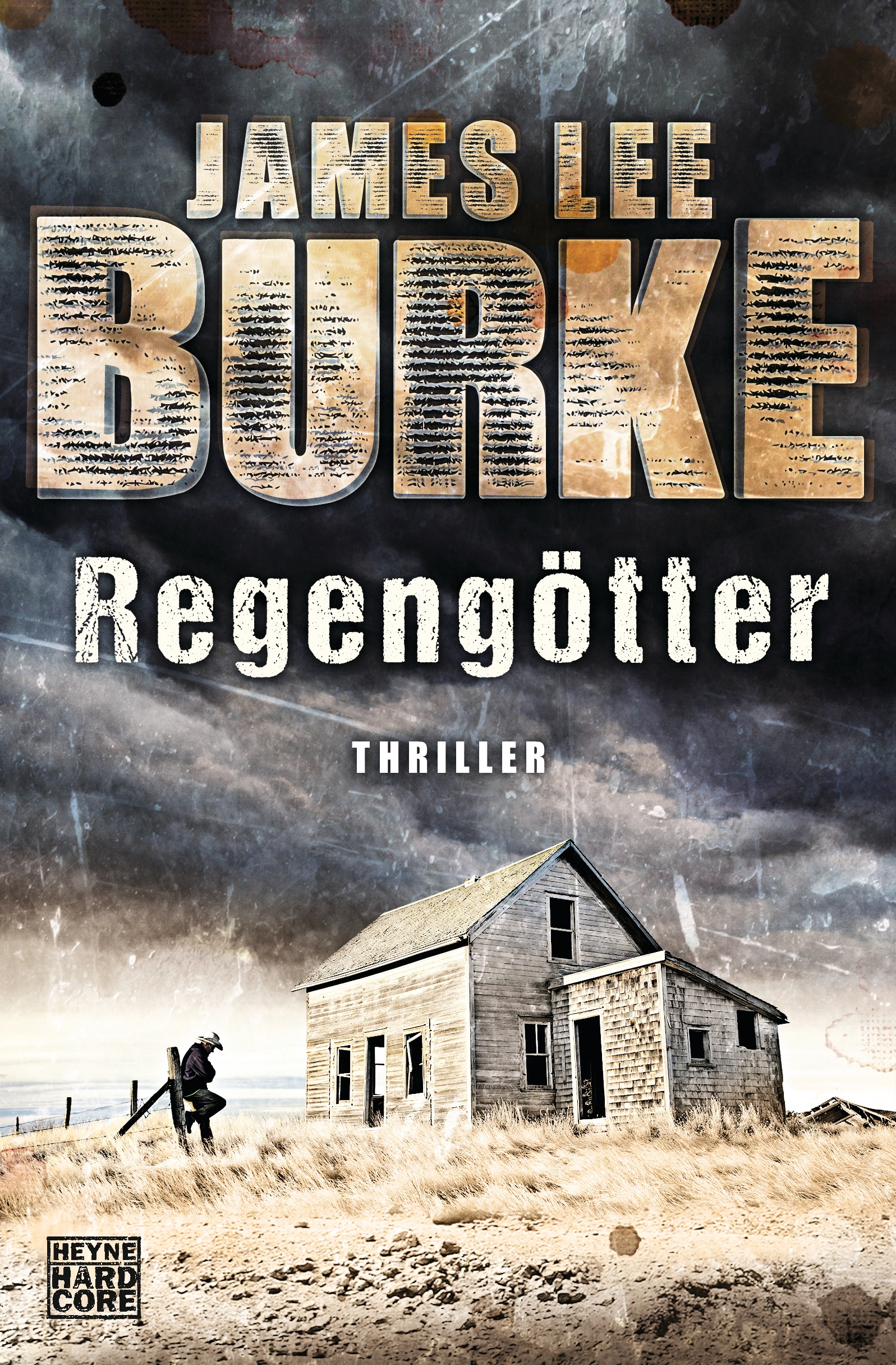 Regengoetter von James Lee Burke