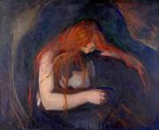 Edvard_Munch Vampire