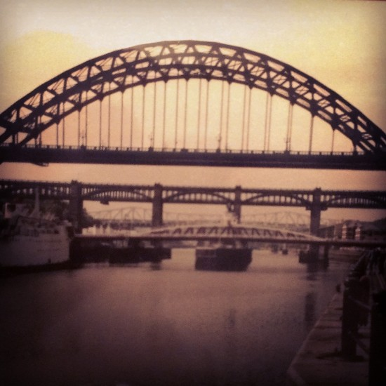 Newcastle_Tyne Bridge