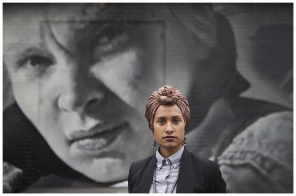 Shen Narayanasamy in Collingwood, Melbourne. © Simon O'Dwyer/Fairfax