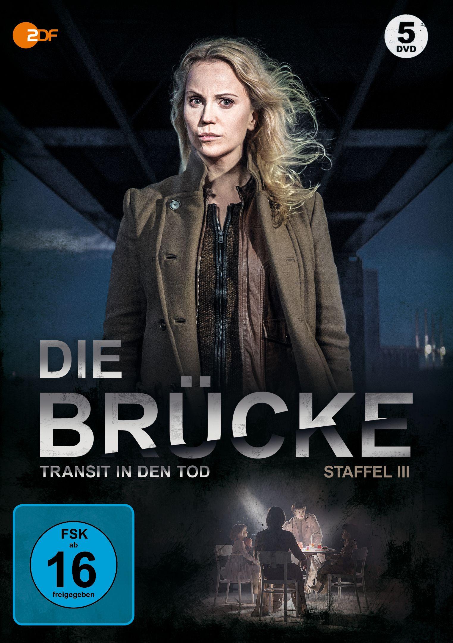 Die BrГјcke Transit In Den Tod Staffel 1