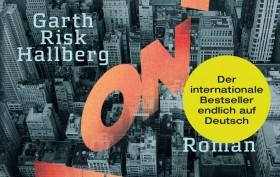 Garth Risk Hallberg_City on Fire