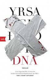 DNA von Yrsa Sigurdardottir