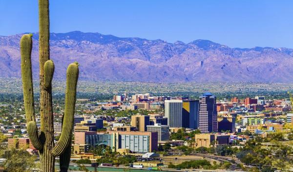 Tucson, Arizona (Charles Bowden)