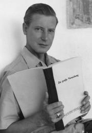 """Die große Versuchung"" DE 1952 Dieter Borsche Foto: Rotary/Looschen/London Film"
