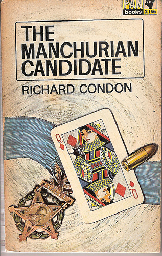 manchurian candidate essay Condon, an american novelist and playwright, is best known for the manchurian candidate (see also contemporary authors, vols 1-4, rev ed) richard condon's first two novels—the oldest confession and the manchurian candidate are brilliant, highly individualistic, and hopelessly.