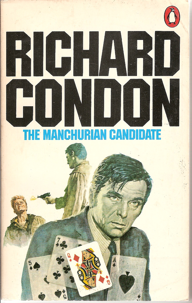 manchurian candidate thesis Synthesis: manchurian candidate & the find ways in which to combine the sources you select to create a thesis--something you want to claim as true.