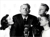 l'enjeu state of the union 1948 réal : Frank Capra Katharine Hepburn Spencer Stracy Van Johnson Angela Lansbury Collection Christophel