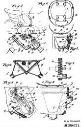 Taubenkamera mit zwei Objektiven Patent_DE204721,_page_3