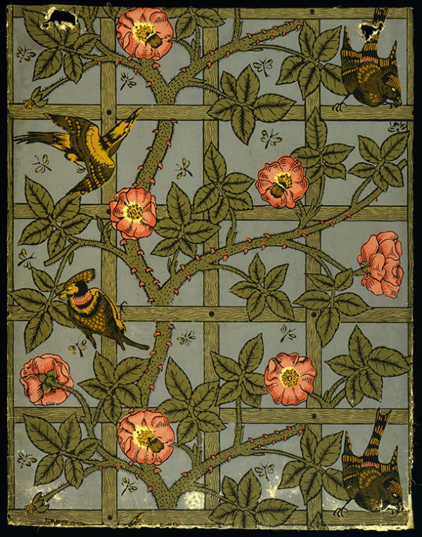 morris_wallpaper_trellis