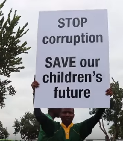 essay on crime and corruption in south africa There is much ongoing debate regarding the origin of corruption and the definition of corruption in south africa  crime, economic crime, and corruption.