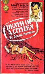 _death of a citizen 3