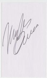miles davis autogramm