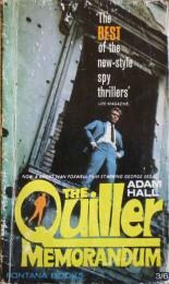 quill Hall_Quiller_Memorandum