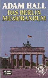 quill berlin-memorandum-polit-thriller-bastei-taschenbuch-band-132261