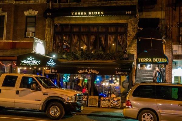 11) Terra Blue, NY