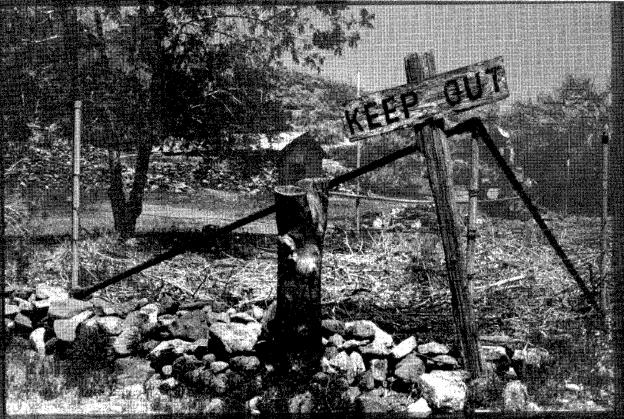 Barker Ranch, Mansons Zuflucht 1969 (c) Tobias Gohlis