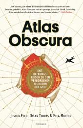 Atlas Obscura von Joshua Foer