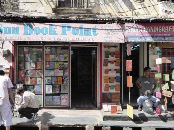 Buchladen in Udaipur, Indien - Foto gratis von Wolf-Eckart Bühler