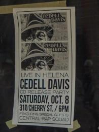 6) Ankündigung CeDell Davis