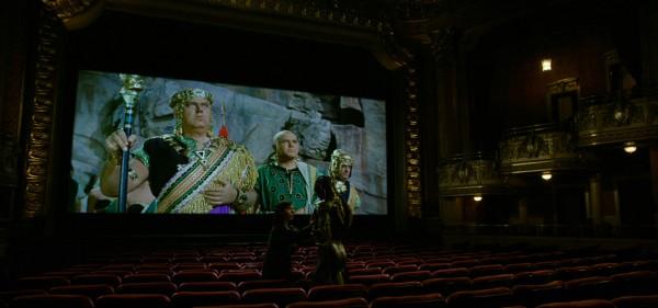 Kino über die Kraft des Kinos.