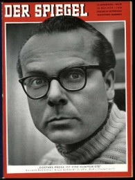 Karl Mayer Arno Schmidt Spiegeö 13. mai 1959