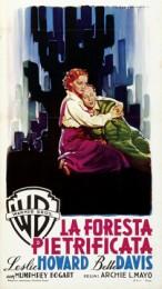 foresta Der versteinerte Wald-Poster-web3