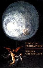 greenblatt Hamlet in Purgatory cover