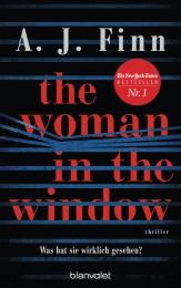 The Woman in the WindowWas hat sie wirklich gesehen von A J Finn