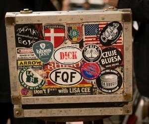 01) ....der Blueskoffer....so könnte er aussehen.......
