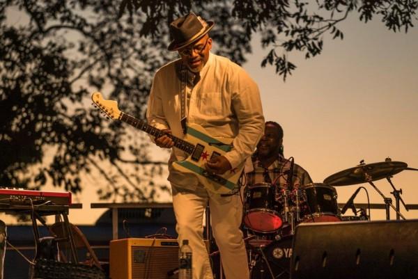 13) Toronzo Cannon, Top Act der Blues Bühne 2017