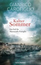 Kalter Sommer von Gianrico Carofiglio