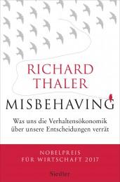 Misbehaving von Richard Thaler