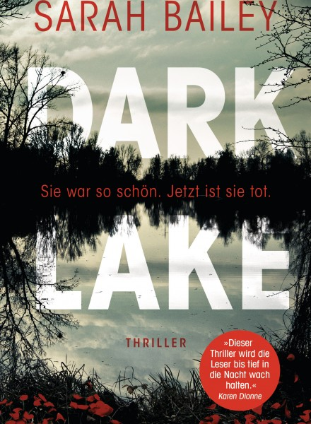 Dark Lake von Sarah Bailey
