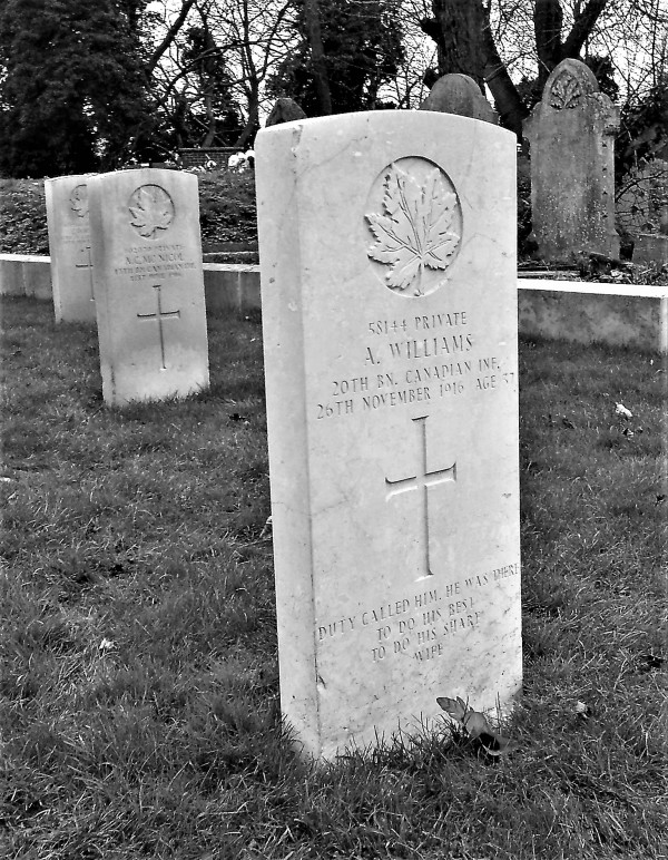alf williams grave2 (2)