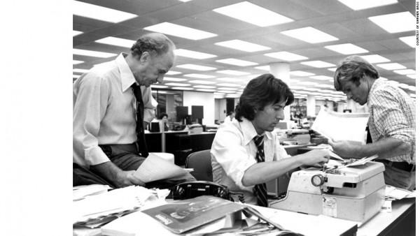 All the President's Men - Newsroom