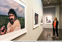 """Ausstellung """"Anton Corbijin. The Living and the Dead"""" im Bucerius Kunstforum Hamburg. Foto: Ulrich Perrey"""
